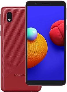 """Smartphone Samsung Galaxy A01 Core 32GB 2GB RAM Tela Infinita de 5.3"""" Vermelho"""