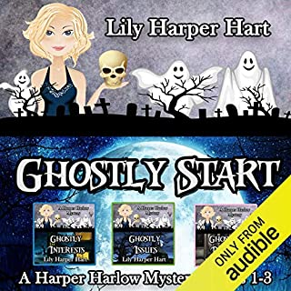 Ghostly Start cover art
