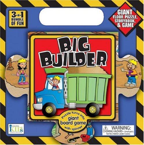 My Giant Floor Puzzles: Big Builder