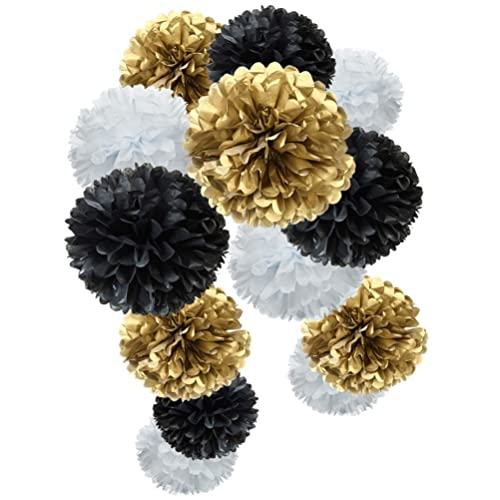 Black And White Party Decorations Diy Amazoncom
