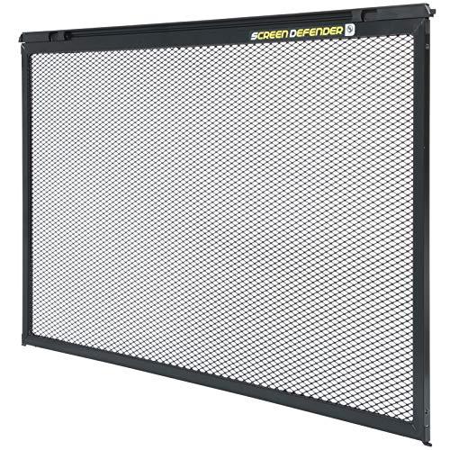 Lippert Components 859791 Screen Defender RV-Eingangstür, Aluminium, 20,5 cm breit für 61 cm große Türen, 24-inch