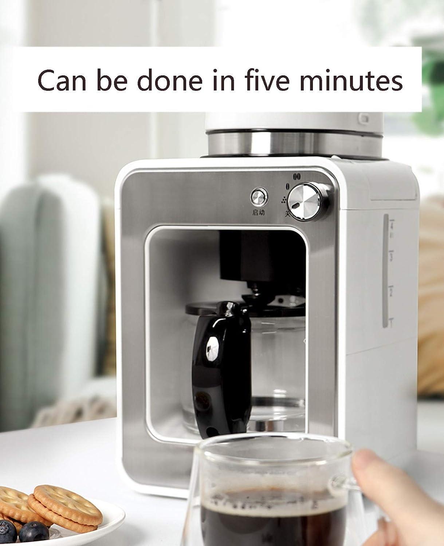 WLL Machine À Café for Capsules De Café Compatible Et Moulues, Temps De Chauffage De 5 Secondes Idéales for Les Sorties en Plein Air, Le Camping Ou Le Travail (Color : B) A