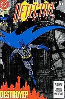Detective Comics #641 VF/NM ; DC comic book