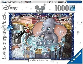 Ravensburger pussel 19676 – Dumbo – 1 000 delar, grå
