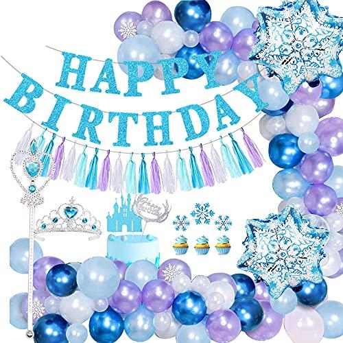 SPECOOL Decorazione Compleanno Bimba Palloncini Feste Compleanno...