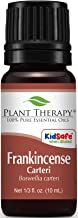 Plant Therapy Frankincense Carteri Essential Oil 100% Pure, Undiluted, Natural Aromatherapy, Therapeutic Grade 10 mL (1/3 oz)