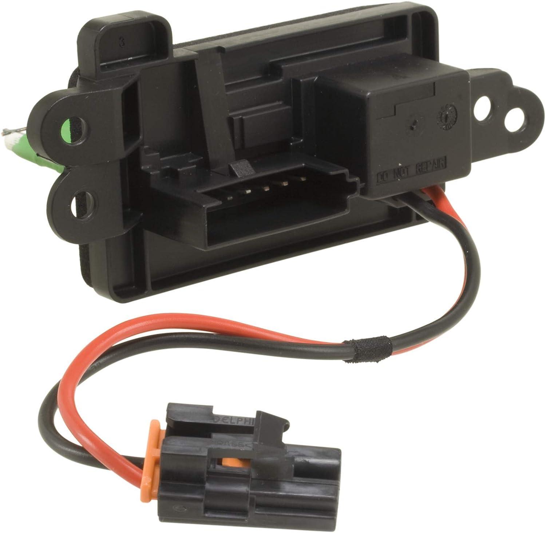 WVE by NTK 4P1449 HVAC Very popular Blower Motor Resistor List price
