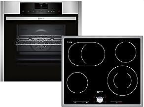 Neff VS 611Juego del Horno + vitrocerámica horno Juego Juego de Instalación de horno Cocina