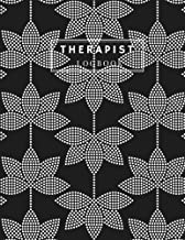 Therapist Logbook: Black Notetaking Planner Notebook | Record Appointments, Notes, Treatment Plans, Log Interventions | Clinical, School, Marriage, ... Counsellors Life Coach (Healing) (Volume 1)