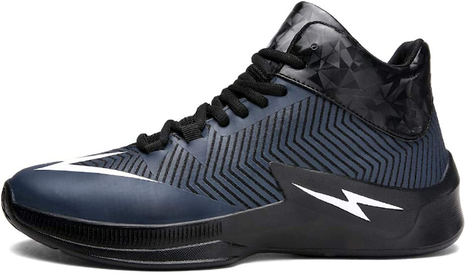 Maylen Hughes Men's shoes, Autumn Sneakers, Fashion Shock Absorbing Basketball shoes, Non-Slip Wearable Casual shoes