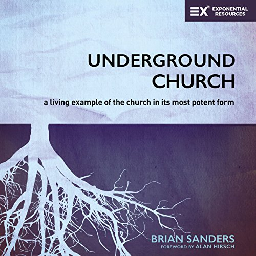 Underground Church audiobook cover art