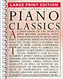 Library Of Piano Classics (large Print)