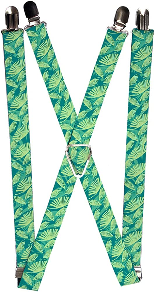 Buckle-Down Buckle-Down Suspender - Palm Trees Accessory, Palm Trees