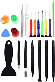 ZHANGYOUDE Replacement Parts 20 in 1 Professional Screwdriver Repair Open Tool Kit for Mobile Phones