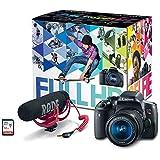 Canon Rebel T6i Video Bundle
