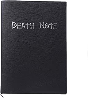 death note notebook cosplay book