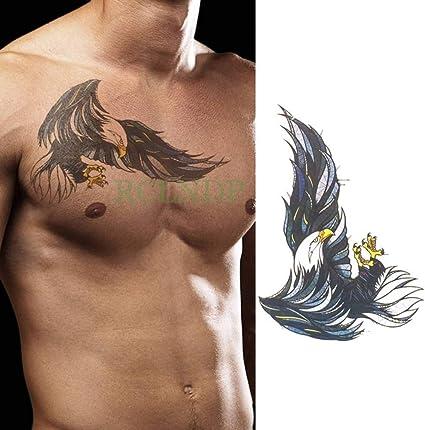 Ljmljm 3 Pieces Etanche Autocollant De Tatouage Tribal Totem Tatto Tatoo Sur Corps Jambe Arriere Du Bras Ventre De Grande Taille Pour Les Femmes Hommes Fille Amazon Fr Cuisine Maison