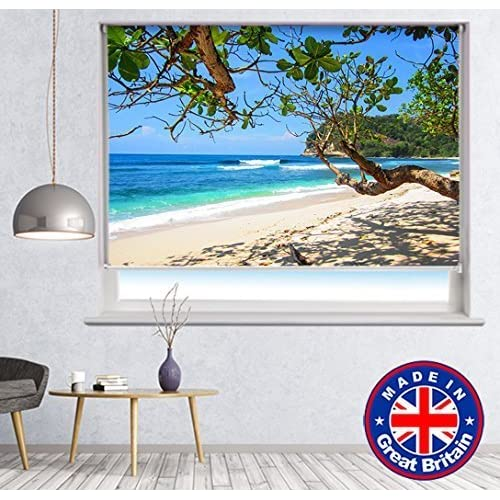 Printed Roller Blinds Amazon Co Uk
