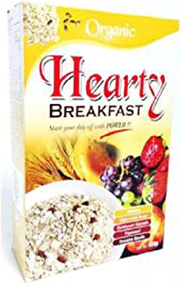 Radiant Breakfast Organic 400g (628MART) (Hearty, 12 Count)