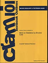 Outlines, Notes & Highlights for: Mind On Statistics By Brooks/Cole 4th edition (Cram101 Textbook Outlines)