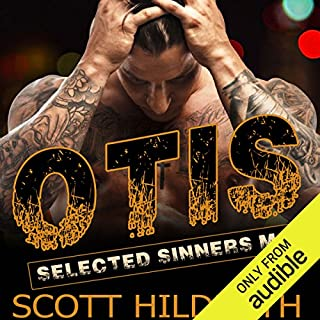 Otis audiobook cover art