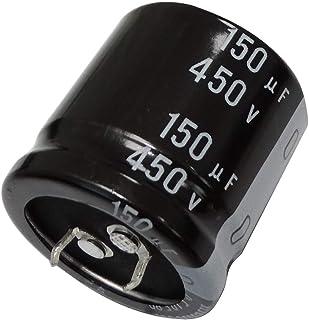 C44306 Radial 22000/µF /Ø30x45mm 25V DC Snap-in Aerzetix /±20/% Condensateur Electrolytique