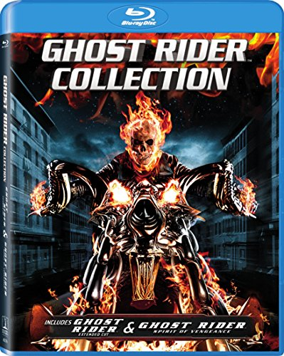 Ghost Rider / Ghost Rider Spirit Of Vengeance (2 Blu-Ray) [Edizione: Stati Uniti] [Italia] [Blu-ray]