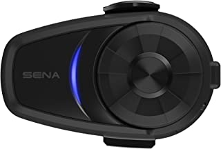 Sena 10S-01D Motorcycle Bluetooth Communication System (Dual Pack)