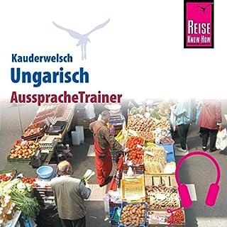 Ungarisch (Reise Know-How Kauderwelsch AusspracheTrainer) Titelbild