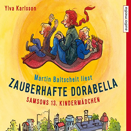 Zauberhafte Dorabella audiobook cover art