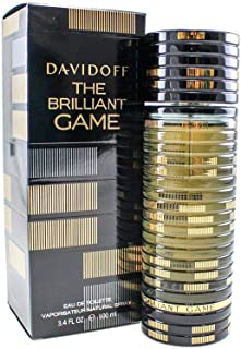 Davidoff The Brilliant Game Eau de Toilette Spray for Men, 100ml