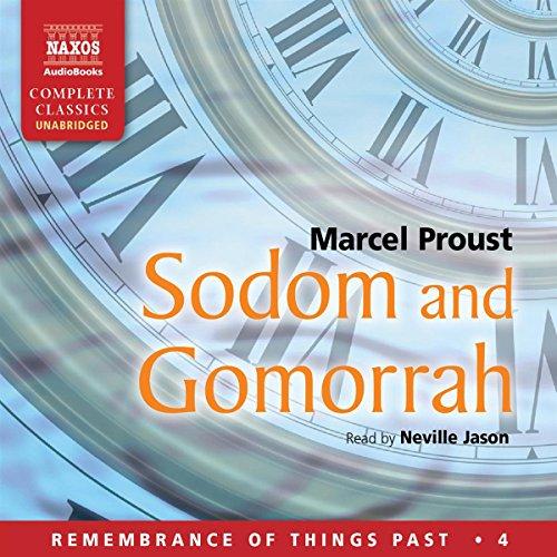 Sodom and Gomorrah cover art
