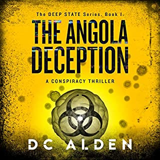 The Angola Deception audiobook cover art