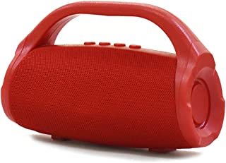$87 » ZXQZ Speakers Bluetooth Speaker, Portable Speaker with 6-Hour Playtime, TWS, Dual-Driver, Built-in Mic, FM Radio Broadcast...