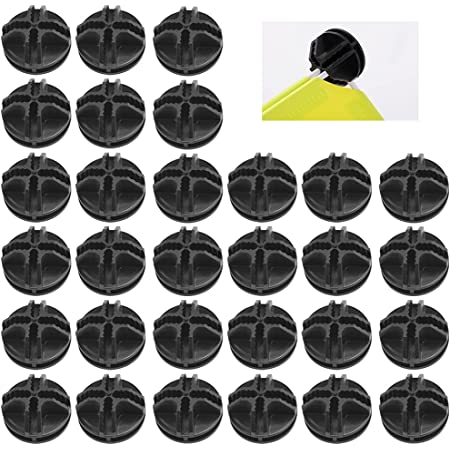 MONSIVILIA 30 PCS Cube Plastique Connecteurs en Plastique ABS 3.7*3.7*2cm Étagère à Cubes Modulaire Portable Cubes de Rangement Rayonnage Robuste pour Cubes de Rangement Rayonnage Armoire Modulaire