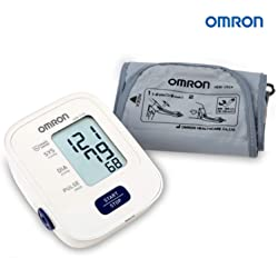 Omron HEM 7120 Fully Automatic Digital Blood Pressure Monitor With Intellisense Technology For Most