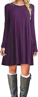 Best purple dress shirts for ladies Reviews