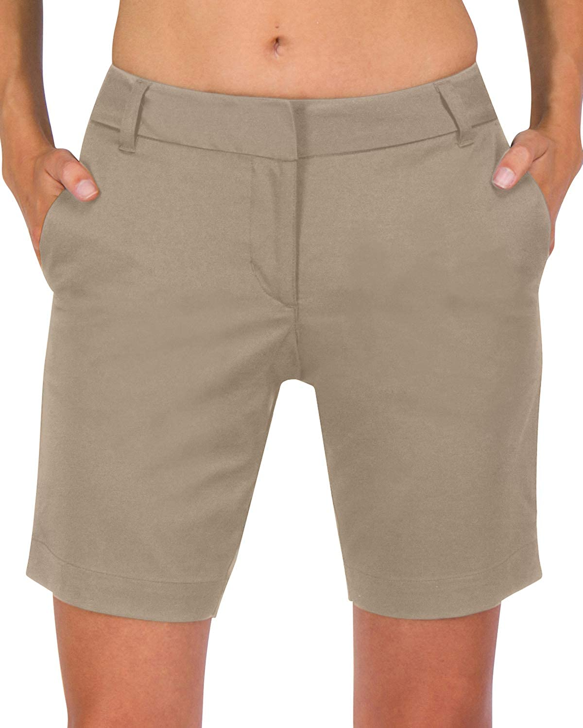 Three Sixty Six Womens Bermuda Golf - Shipping New product! New type included Quick Sh Dry Shorts Active