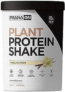 Prana On Vanilla Plant Protein Shake, Vanilla, 405 grams