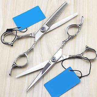 Retro Barber Scissors Luxury Hair Scissors Professional Barber Salon Scissors Professional Hairdressing Scissors Hair Scis...