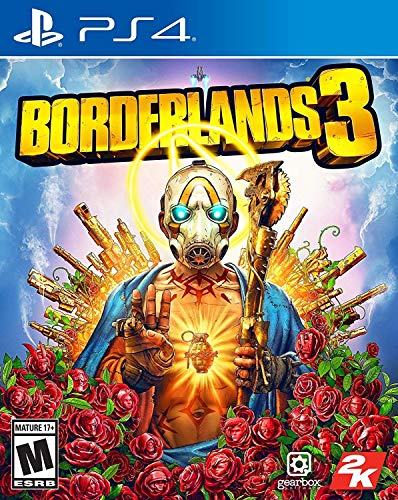 10 - Borderlands 3   Playstation 4