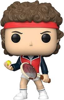 Funko Pop! Legends: Tennis Legends - John McEnroe, Multicolor