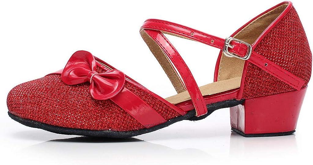 UBabamama Chaussures de princesse pour b/éb/é fille avec n/œud d/écoratif