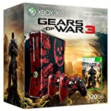 Xbox 360 - Console 320GB + Gears of War 3 - Limited Edition [Bundle]
