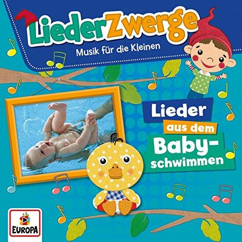 Liederzwerge-Lieder aus dem Babyschwimmen [Import Allemand]