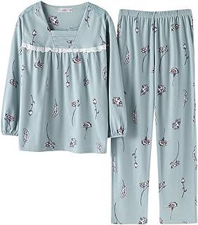a1374c6732 Amazon.it: anziani - Pigiami e camicie da notte / Donna: Abbigliamento