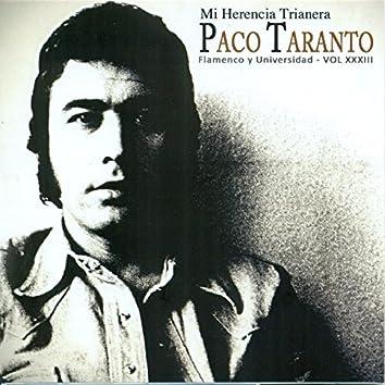 Mi Herencia Trianera - Flamenco y Universidad Vol. XXXIII