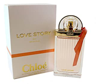 Chloe Love Story Sensuelle Eau de Parfum Spray, 2.5 Ounce