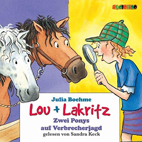 Zwei Ponys auf Verbrecherjagd Titelbild