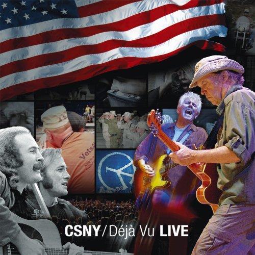Csny/Deja Vu Live [Vinyl LP]
